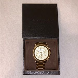 Michael Kors Gold Watch MK - 5166